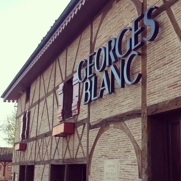 étape au village gourmand de Georges Blanc à Vonnas - gastronomie & spa