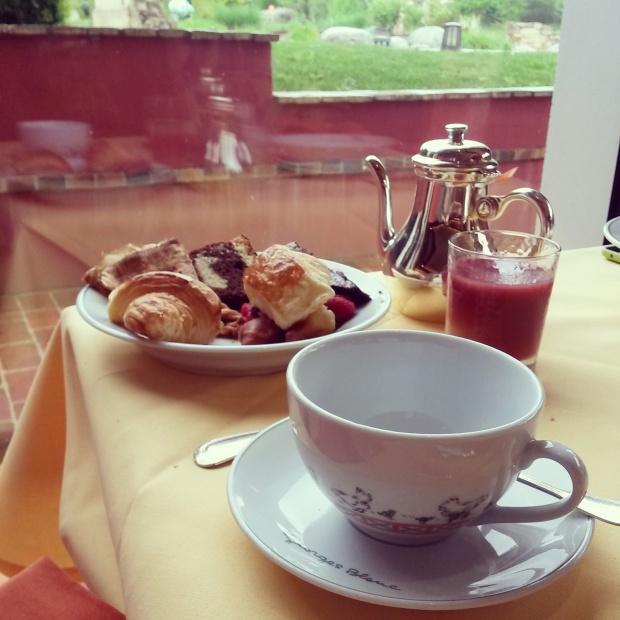 petit déjeuner breakfast georges blanc vonnas parc & spa
