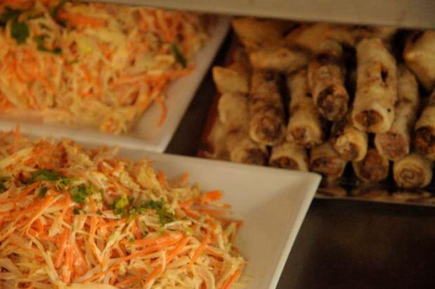 salade laotienne papaye verte carotte