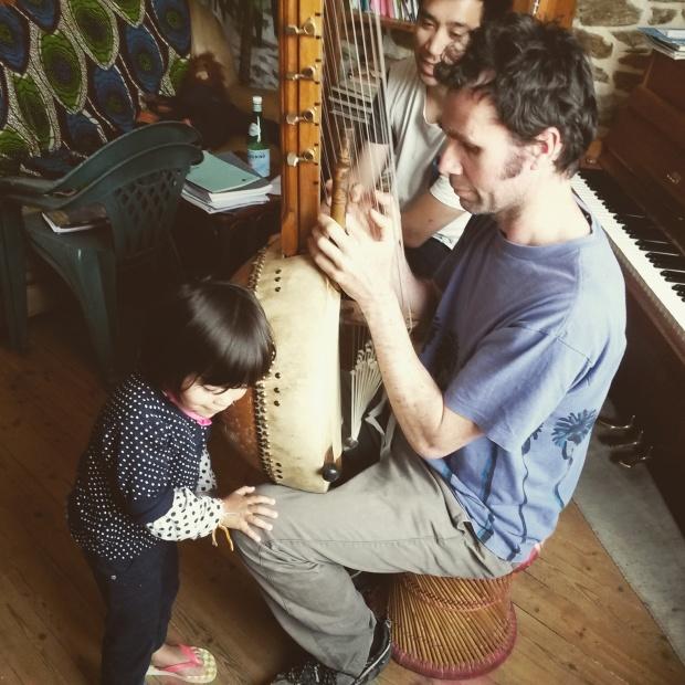 kora instrument de musique africain