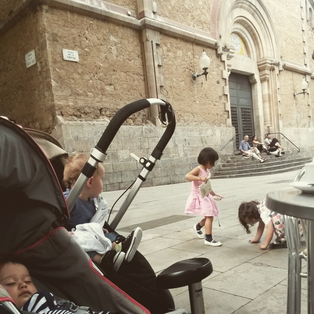 où vont vraiment les familles à barcelone ?