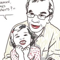 Croquis du mercredi : Bon mot d'enfant
