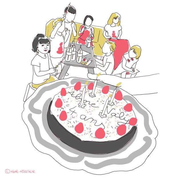 gouter_ anniversaire enfants 4 ans brochette de bonbons