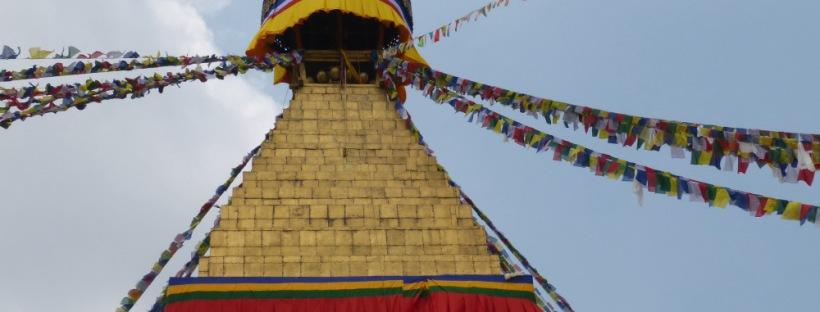 Stûpa, Népal
