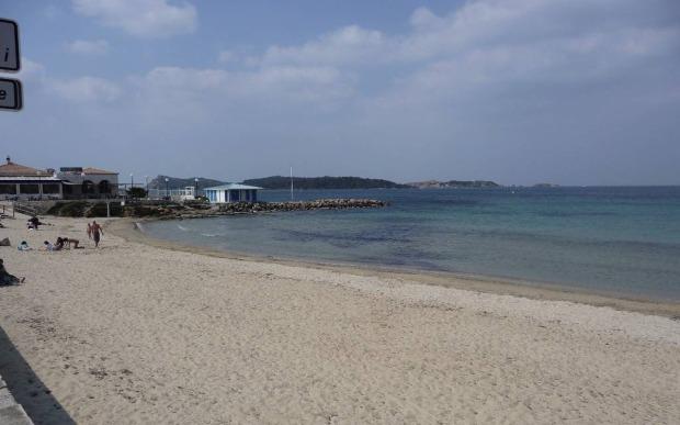 plage du brusc six fours les plages