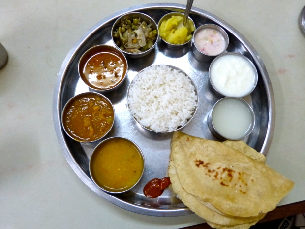 Thali, Inde