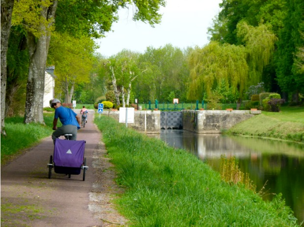 canal velo ecluse