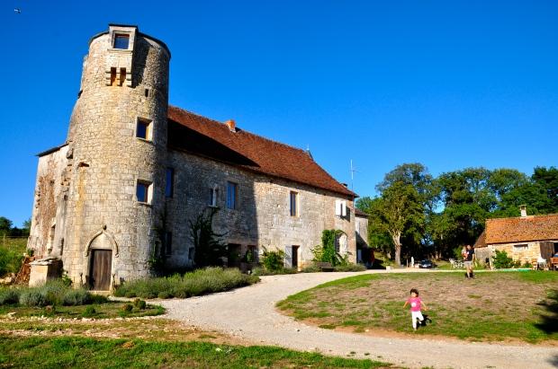 batisse 14eme siècle tersac cressensac