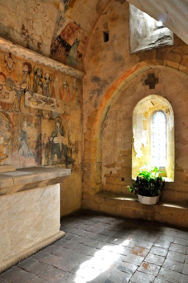 chapelle chateau beynac