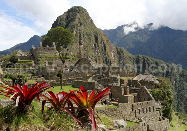 Machu picchu ruines pérou Huayna Picchu