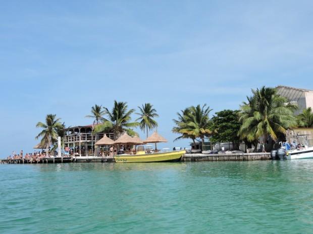 île de Caye Caulker belize