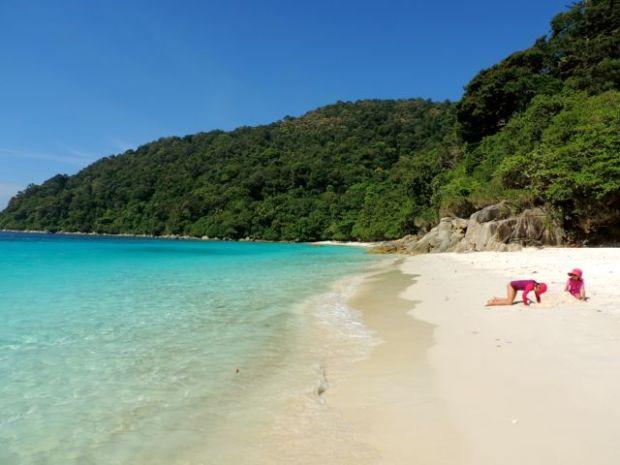 îles Perhentians, Malaisie