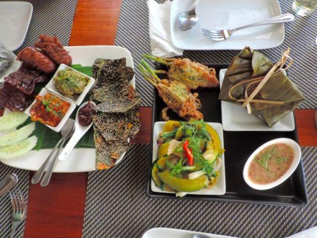 nourriture, laos