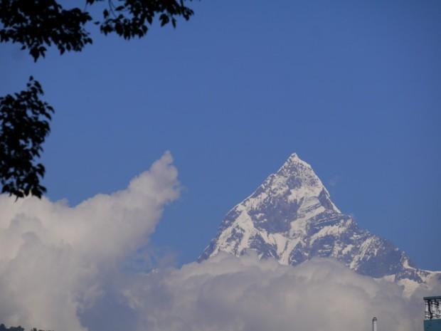 népal sommet