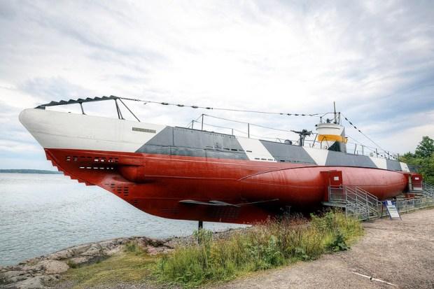 vesikko sous-marin
