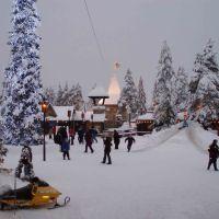 Voyager avec des enfants en Finlande, que faire?
