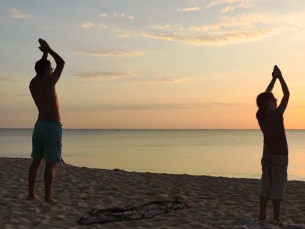 yoga ko lanta