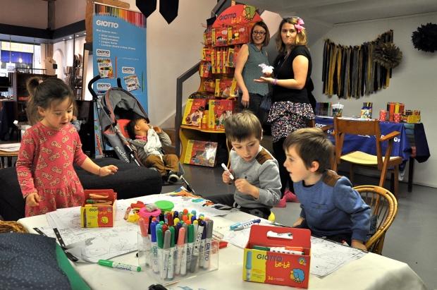 creative blog day Lyon GIOTTO