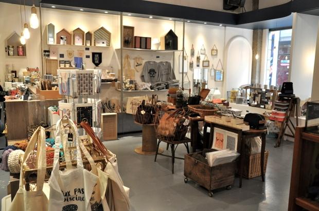 La jolie boutique de l'effet canopée (Lyon),