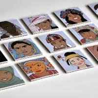 Printable du mercredi : le mémory des enfants du monde