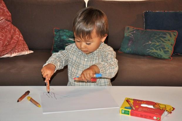 crayons maxi be-bé giotto