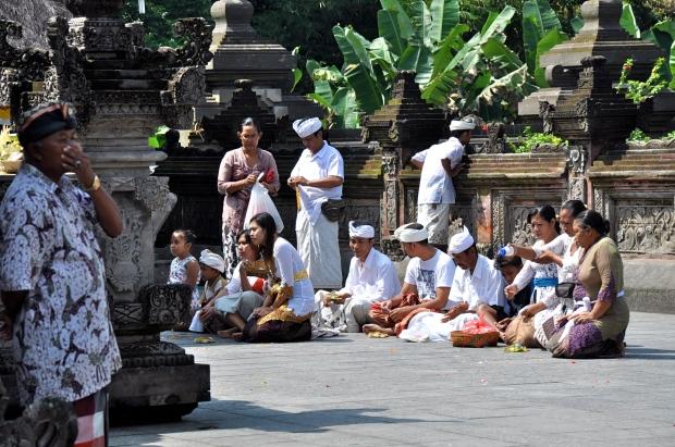 temple bali pelerins