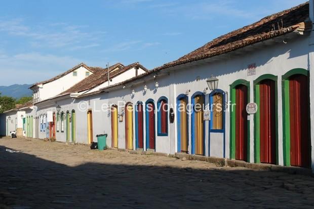 portes colorées bresil