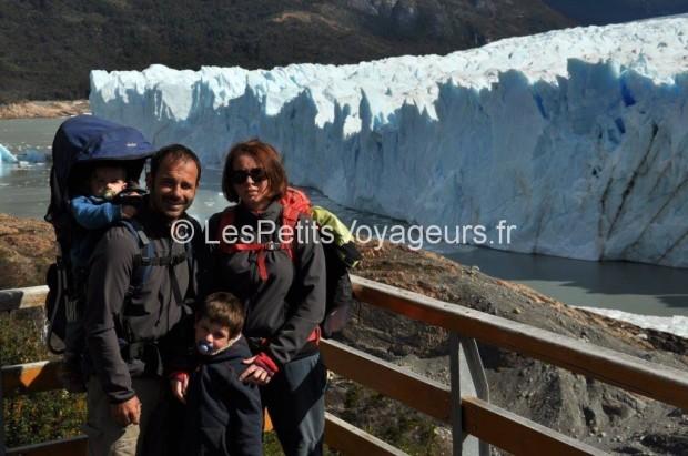 Perito Moreno famille