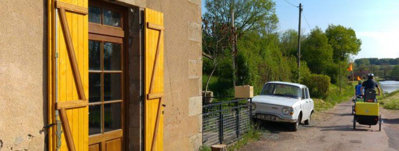 maison eclusière du grand xx canal du nivernais