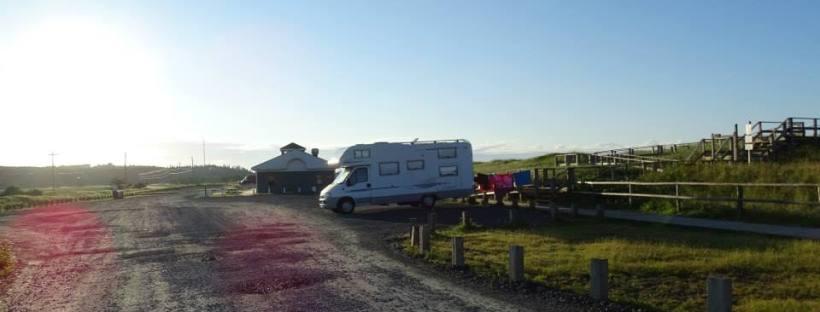 Camping car au Canada en famille