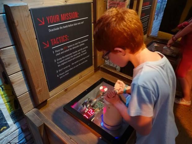 Washington - Musée des espions