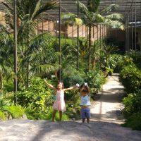 Espaces verts, parcs et aires de jeux pour les enfants à Lisbonne