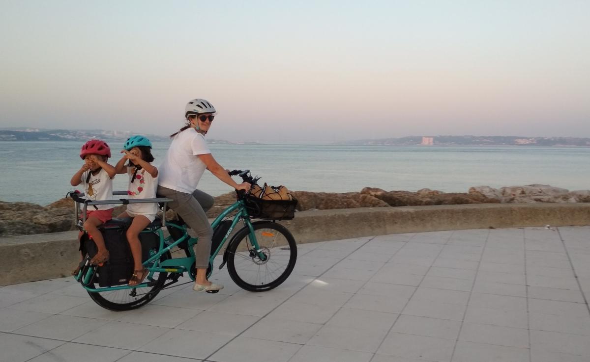 Mon vélo rallongé Yuba : le plus compact et polyvalent des vélos cargo
