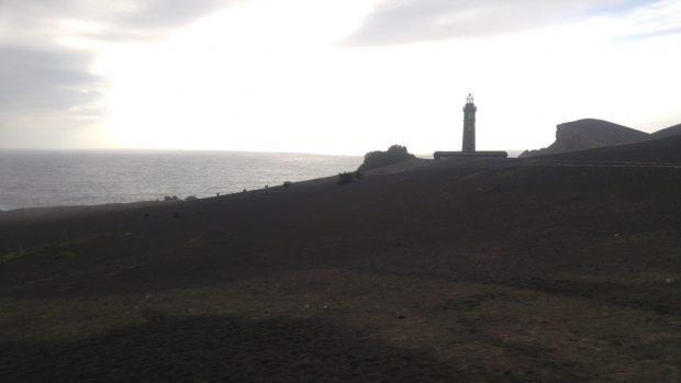 phare volcan dos capelinhos 1957 faial acores