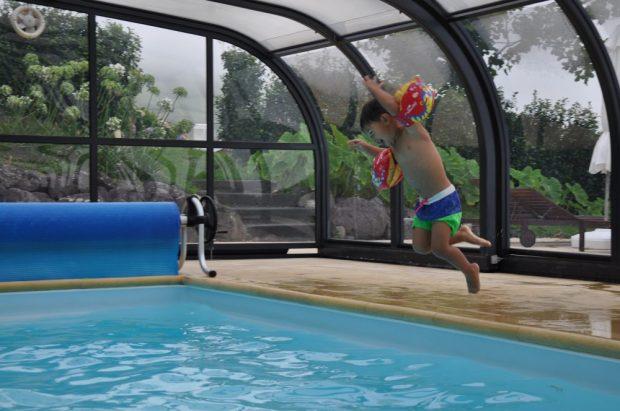 piscine location maison casas da arramada faial acores