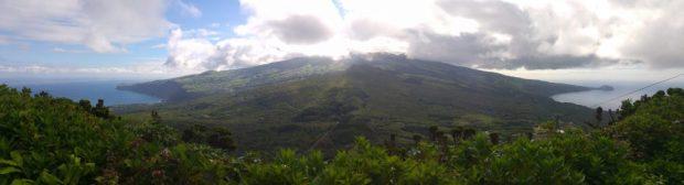 cabeco verde faial acores vue panoramique