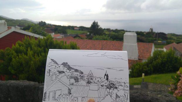 location maison casas da arramada faial acores