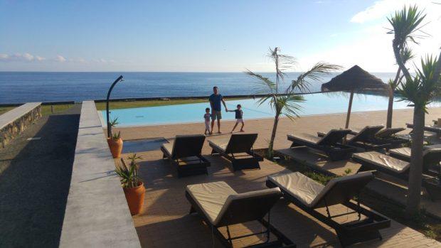 hotel 5 etoiles pedras do mar sao miguel acores