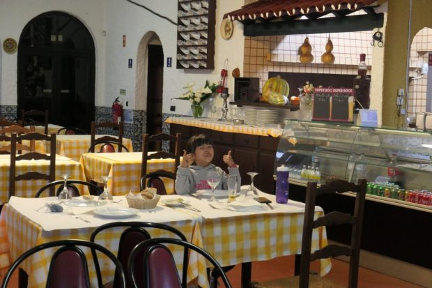 restaurants petits villages alentejo